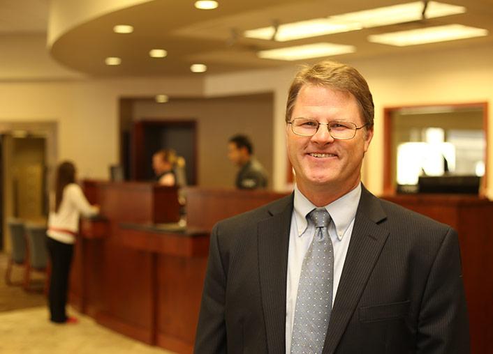 Harry Schaller, Citizens First National Bank